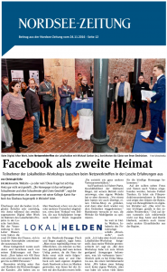 "Lokalhelden im ""Digital After Work"" in der Losche Bremerhaven"